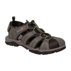 Regatta Herrar Westshore II stängda tå sandaler 9 UK Briar Grey
