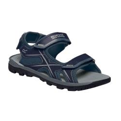 Regatta Mens Kota Drift Open Toe Sandaler 11 UK Marinblå / mörk