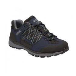 Regatta Samaris Low II vandringsstövlar för män 11 UK Marinblå /