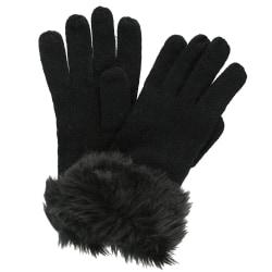 Regatta Stora utomhus kvinnor / dam Luz Jersey stickade handskar