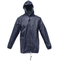 Regatta Mens Stormbreak Waterproof Windproof Performance Jacket Navy M