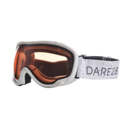 Regatta Vuxna Velose II skidglasögon One Size Vit