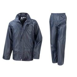 Result Herr Core Suit för herrar (byxor och jackset) 2XL Marinbl