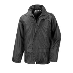 Result Mens Core Stormdri Rain Over Jacket L Svart Black L