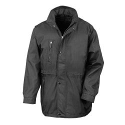 Result Premium City Executive Breathable Winter Coat för herrar Black S