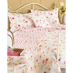 Riva Home Honeypotlane sängäcke Super King Vit