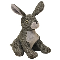 Riva Home Roger Rabbit Doorstop One Size Grå