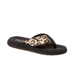 Rocket Dog Dam / Dam Dam Spotlight Kenya Flip Flop 6 UK Leopard