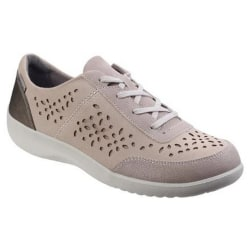 Rockport Emalyn Lace Up Trainer för kvinnor / damer 7 UK Metall