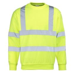 RTY Sweatshirt med hög synlighet för män (2-pack) 3XL influensa