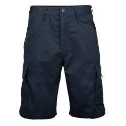 RTY Workwear Bomullsshorts för herrar 2XL Marin