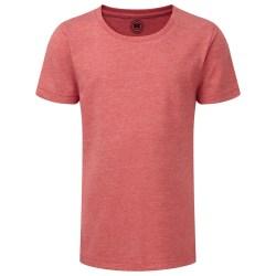 Russell Äldre t-shirt med kort ärm HD 13-14 Years Red Marl