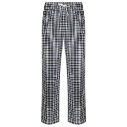 SF Mens Tartan Lounge Pants XS White / Multi Check White/Multi Check XS