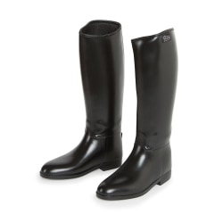Shires Mens Waterproof Long Riding Boots 11 UK Extra Wide Black