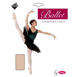 Silky Dance Ballet Tights för kvinnor / damer konvertibel (1 par