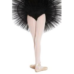 Silky Girls Ballet Seamer Tights (1 par) 5-7 Years Balettrosa