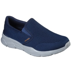 Skechers Herr Equalizer 4.0 Triple-play Sportssko 8 UK Navy / Or