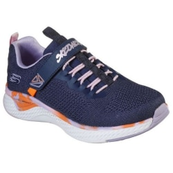 Skechers Tjejer Solar Fuse Paint Power Sportssko 10.5 UK Child M
