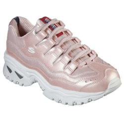 Sketchers Womens / Ladies Energy Glacier Views Leather Trainer 5