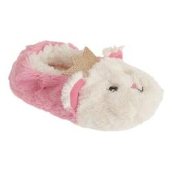 Slumberzzz Barnflickor Slip On Cat Princess Tofflor 11/12 Child