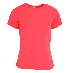 SOLS Sportig kortärmad t-shirt dam / dam XXL svart Black XXL
