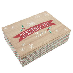 Something Different Christmas Eve Box One Size Multicolour colou