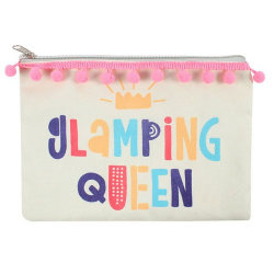 Something Different Glamping Queen Make Up Bag One Size Flerfärg