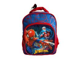 Spider-Man Lyxig ryggsäck för pojkar One Size Marinblå / röd