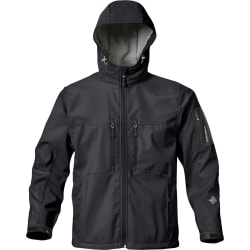 Stormtech Premium Epsilon H2xtreme herrresistent andningsjacka f Black 2XL