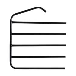 Stubbs 5 Arm Numnah Hanger One Size Svart