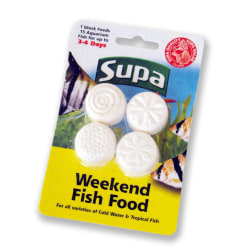 Supa Fiskmat Helgkvarter (4-pack) 4 Pack Kan variera