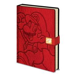 Super Mario Jump A5 Notebook A5 Röd Red A5