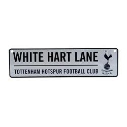 Tottenham Hotspur FC Officiell fotboll 3D präglad metallhängande