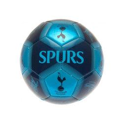 Tottenham Hotspur FC Tryckt signaturskicklighetsboll One Size Bl
