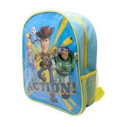 Toy Story 4 Action / ryggsäck för barn / barn One Size Blå / gul