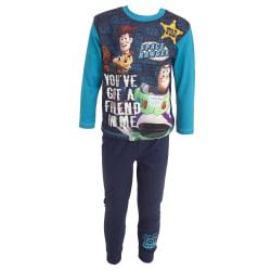 Toy Story Barn / barn Space Ranger Long Pyjamas 7-8 Years Blå