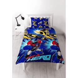 Transformers Barns / barnhjälte enkel roterande täcke-set One Si