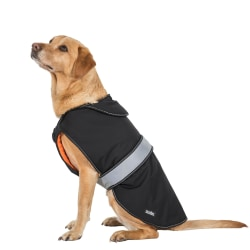 Trespass Butch Touch Fastening Softshell Dog Jacket S Svart
