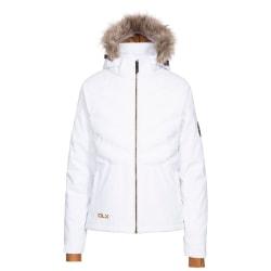 Trespass Womens / Ladies Elisabeth Ski Jacket S White