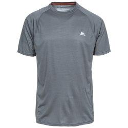 Trespass Esker Aktiv T-shirt för herrar XS Kol