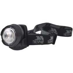 Trespass Flasher Ultra Light LED Headtorch One Size Svart
