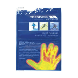 Trespass Handwarmers X - Chemical Handwarmer (paket med 2) One S