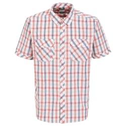 Trespass Mens Hopedale kortärmad tröja M Röd