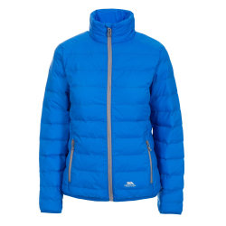 Trespass Julianna Casual Jacka för kvinnor / damer M Vibrant Blu