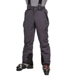 Trespass Kristoff Stretch Ski byxor för herrar XXL Mörkgrå