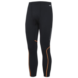 Trespass Mens Celand Active Leggings XXS Svart
