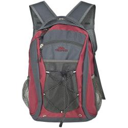 Trespass Neroli ryggsäck / ryggsäck (28 liter) One Size Rödbeta