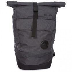 Trespass Rolla 30 liter Rolltop-ryggsäck One Size Mörkgrå