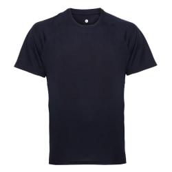 Tri Dri herrskjorta kortärmad T-shirt S Franska marinen