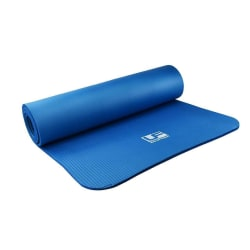 Urban Fitness Equipment NBR yogamatta One Size Blå
